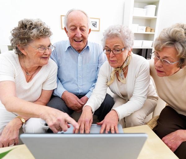 Hobbies of old Age people (8)