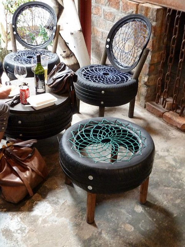 How to Reuse Old Tyres (15)