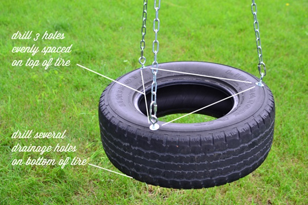 How to Reuse Old Tyres (2)