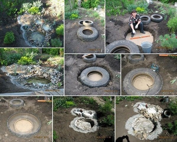 How to Reuse Old Tyres (3)