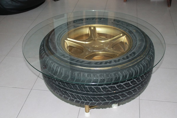 How to Reuse Old Tyres (4)