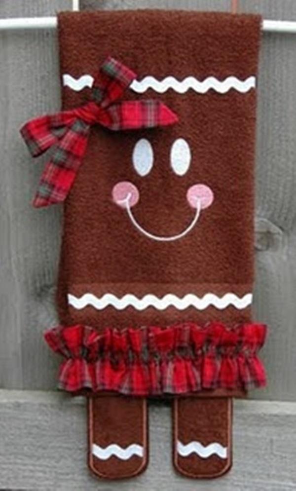 Towel Ties And Decorative Pillows (2)