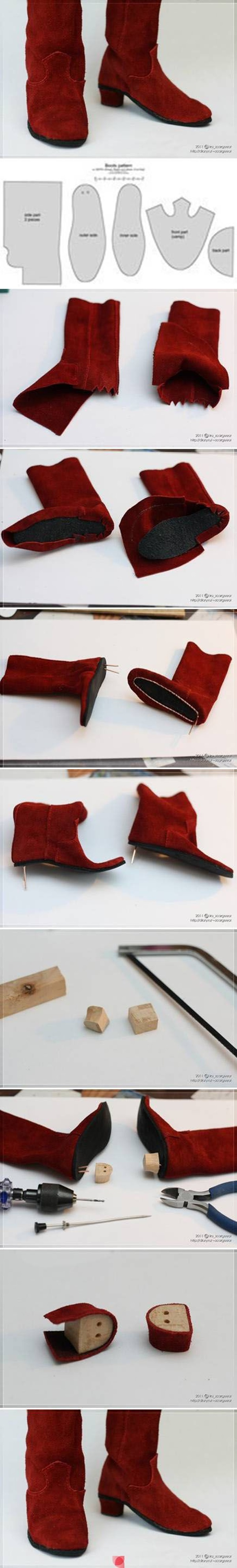 10 Cute DIY Slipper Ideas (4)