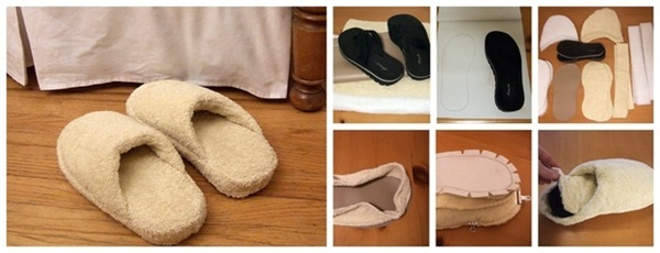 10 Cute DIY Slipper Ideas (5)