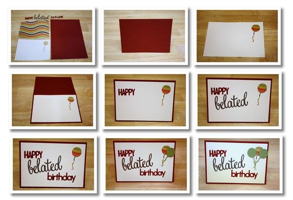 Handmade Birthday Card Ideas (20)