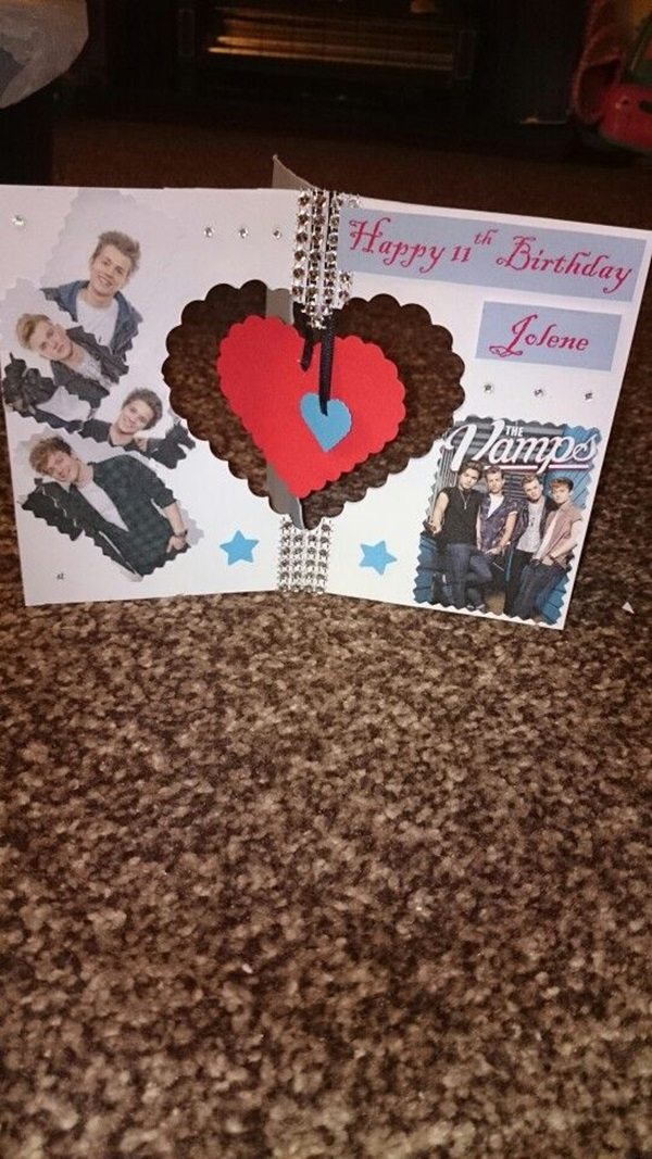 Handmade Birthday Card Ideas (22)
