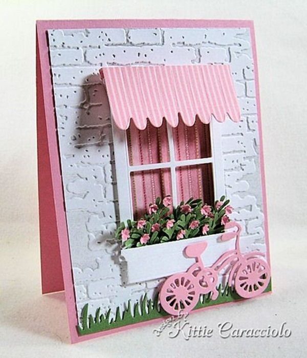 handmade greeting card ideas to try this year, Greeting card
