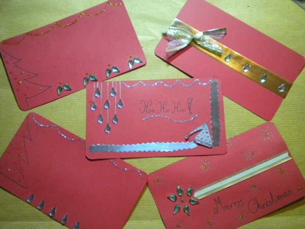 Ideas for handmade greeting cards (14)