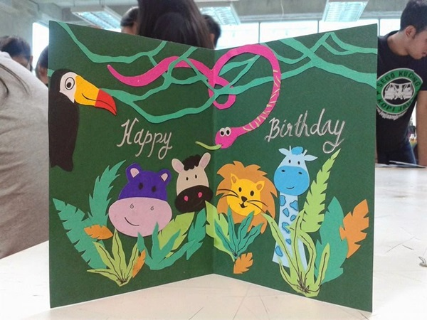 Ideas for handmade greeting cards (19)