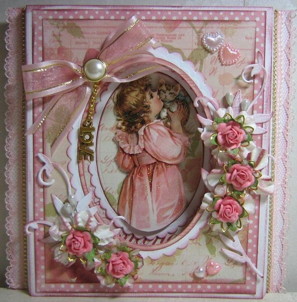 Ideas for handmade greeting cards (22)