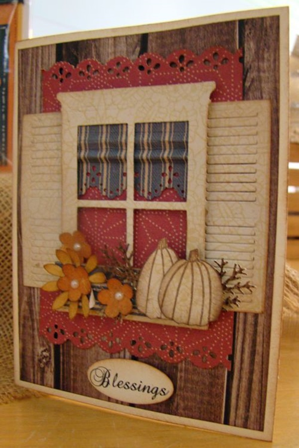 Ideas for handmade greeting cards (25)