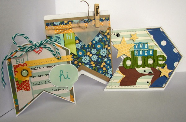 Ideas for handmade greeting cards (27)