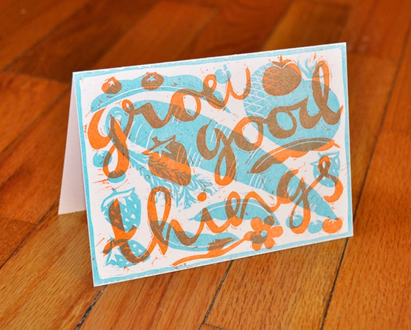 Ideas for handmade greeting cards (33)