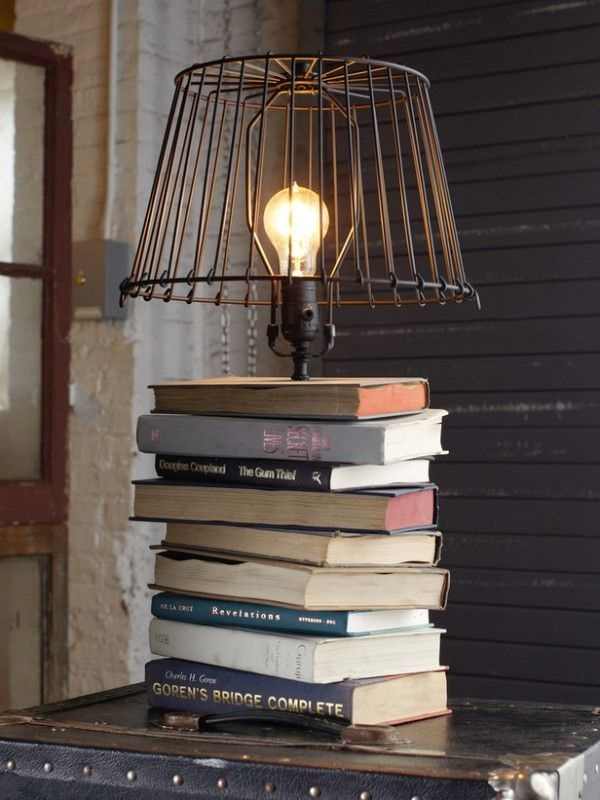 Creative Ways To Make Use Of Old Textbooks (13)