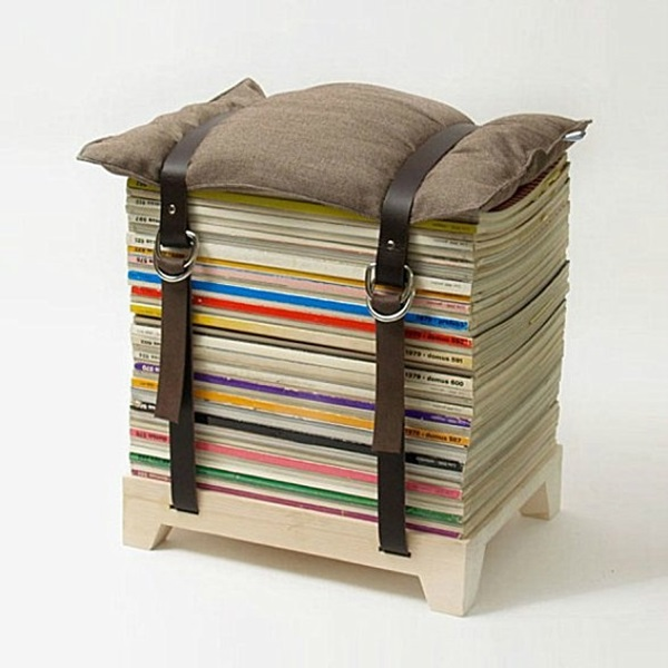 Creative Ways To Make Use Of Old Textbooks (2)