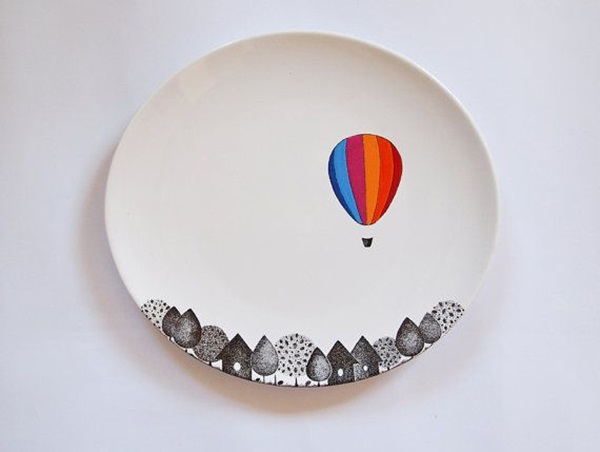 Pottery painting ideas 16 for Where to buy ceramic plates to paint