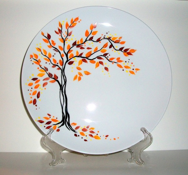 Simple pottery painting designs the for Ceramic painting patterns