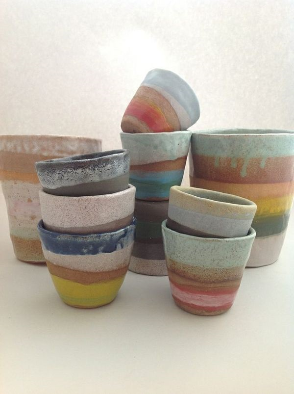 pottery painting ideas 28 - Pottery Design Ideas