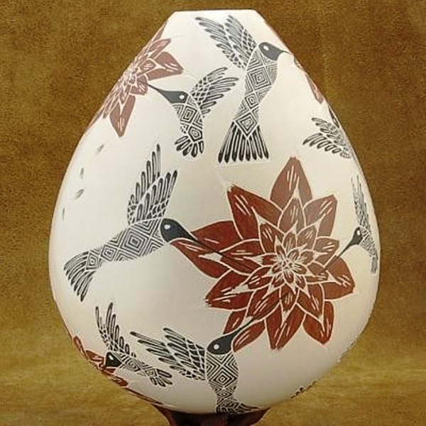 60 pottery painting ideas to try this year for Ceramic painting patterns