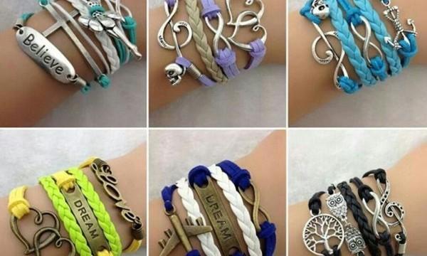 15 Cool DIY Bracelets12
