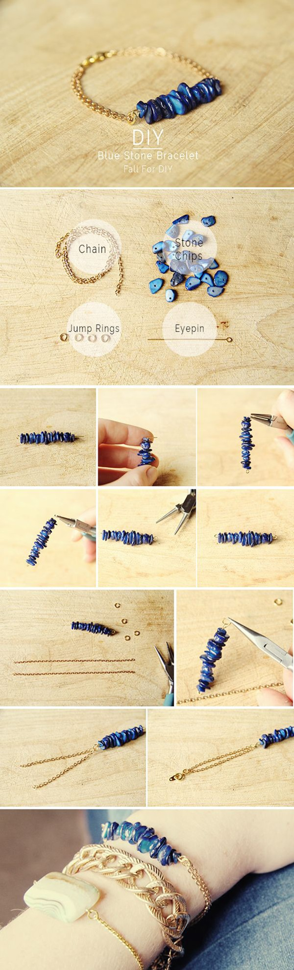 15 diy bracelet ideas to highlight your style