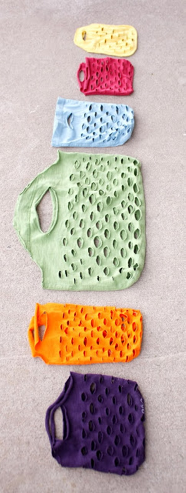 40 Stunning Ways To Recycle Old Clothes Into New Fashions