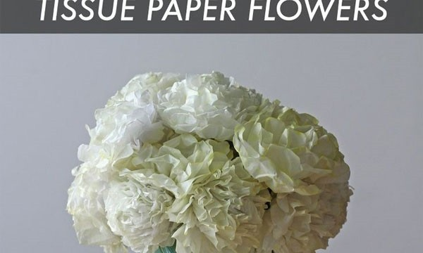 20 DIY Paper Flower Tutorials 10