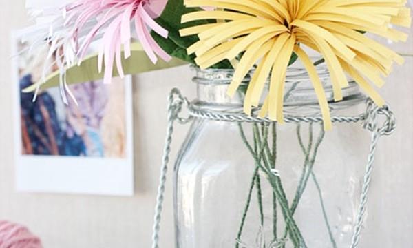 20 DIY Paper Flower Tutorials 11