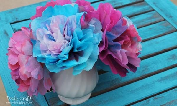 20 DIY Paper Flower Tutorials 14