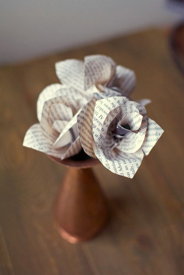 20 Mindblowing Ways to make Paper Flowers with Tutorials Paper Flowers Diy Tutorial
