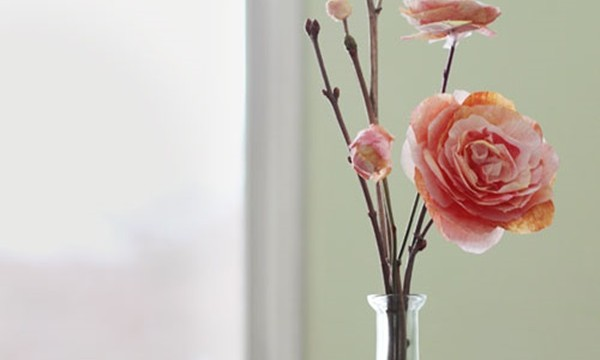 20 DIY Paper Flower Tutorials 2