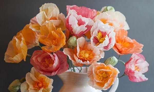 20 DIY Paper Flower Tutorials 20