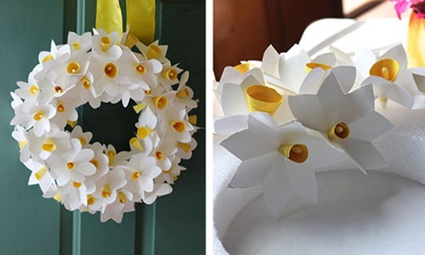20 DIY Paper Flower Tutorials 4