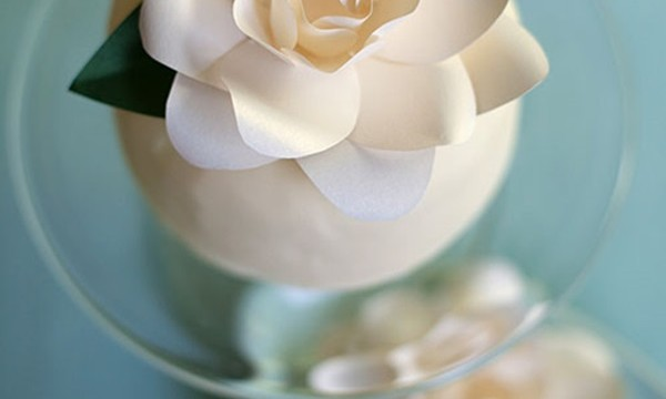 20 DIY Paper Flower Tutorials 8