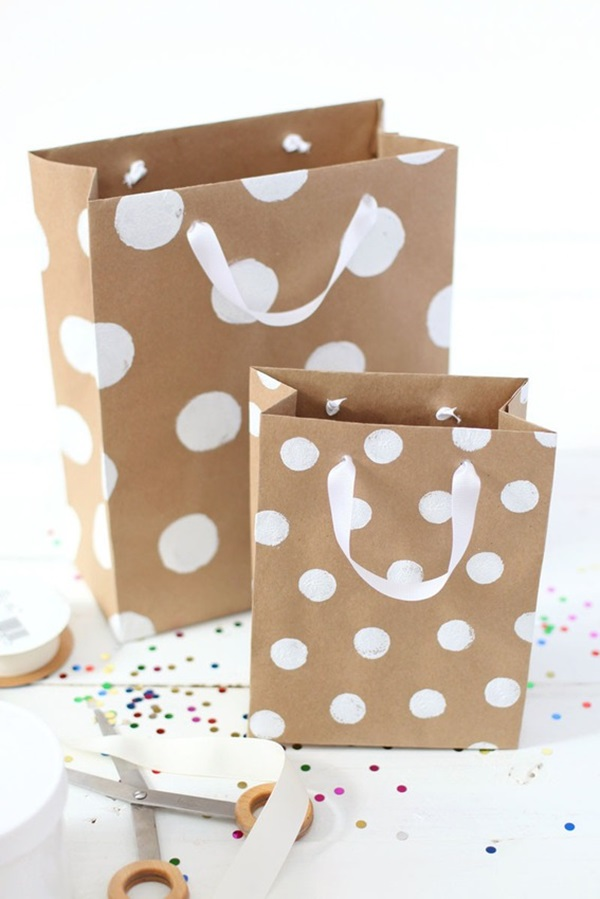 28 Wrap A Gift Professionally
