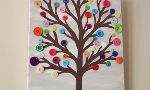 Awesome and Creative Was to Reuse your Old Buttons 13
