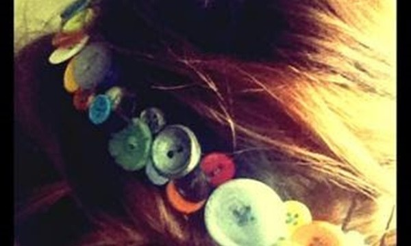 Awesome and Creative Was to Reuse your Old Buttons 17
