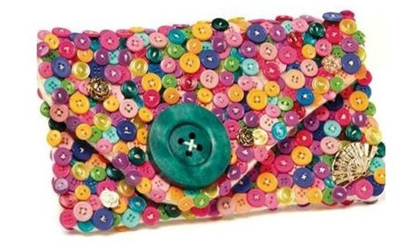Awesome and Creative Was to Reuse your Old Buttons 2