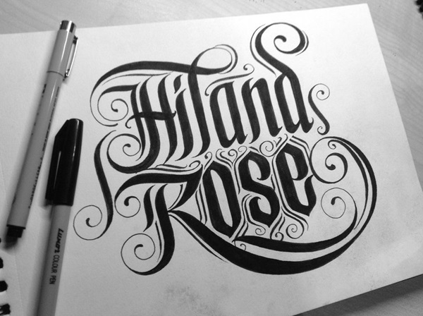 How To Write Calligraphy Tips And Techniques