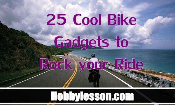 Cool Bike Gadgets to Rock your Ride