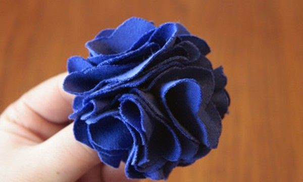 Easy Fabric Flower Patterns 20