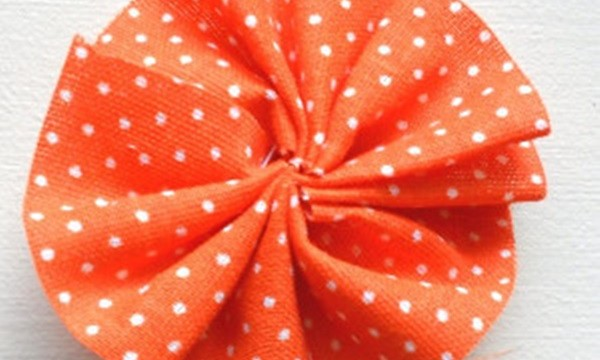 Easy Fabric Flower Patterns 21