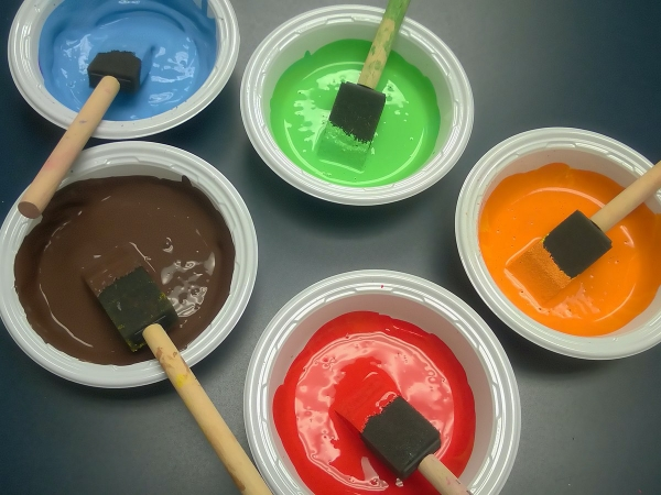 Excellent but Simple Acrylic Painting Ideas For Beginners