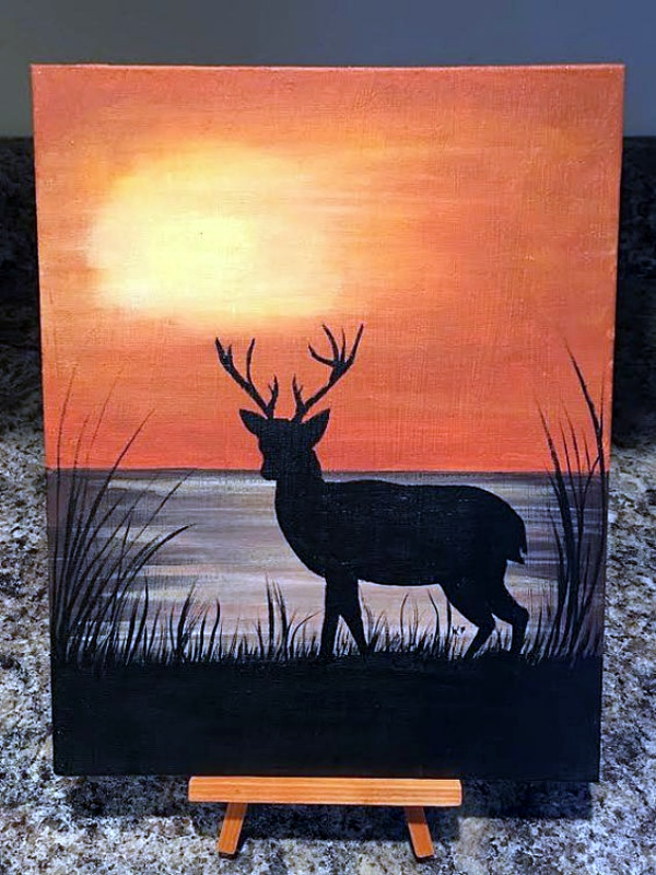 Simple Acrylic Painting Ideas00005