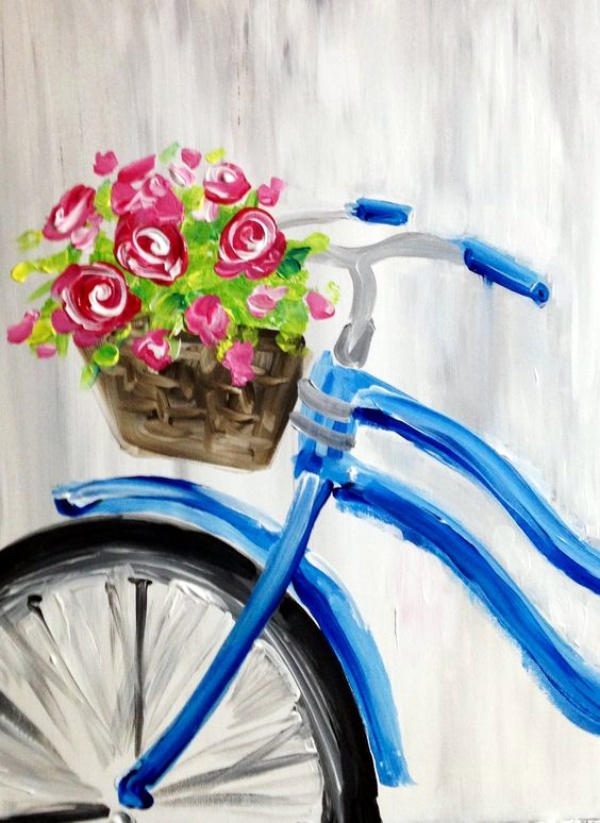 Simple Acrylic Painting Ideas00014