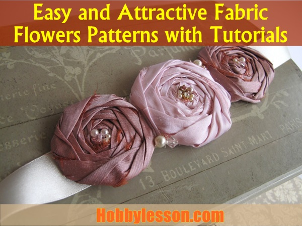 pink-fabric-flowers-flower-corsage-sash-belt