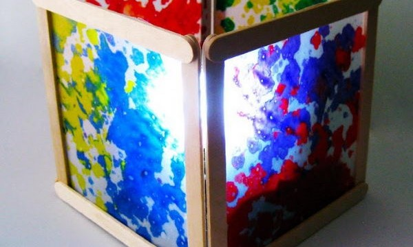 24 Cool Melted Crayon Art 4