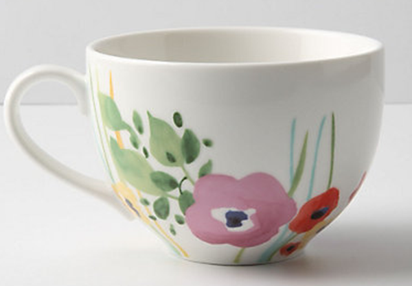 40 Creative Coffee Mugs Painting Ideas