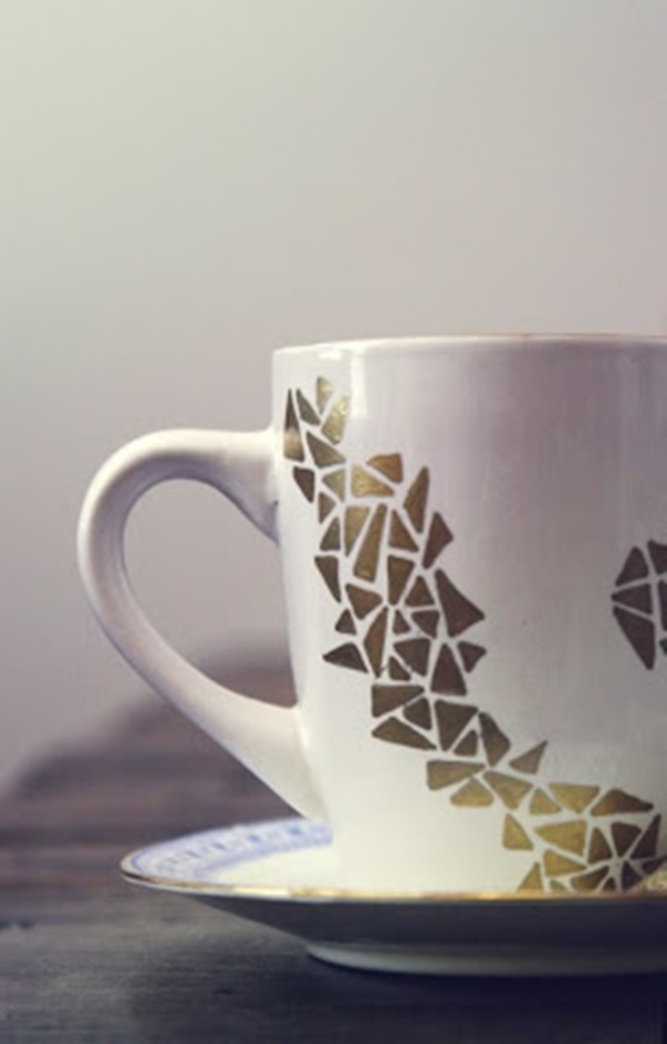 13 diy lady and mister mugs really a great design idea for couples
