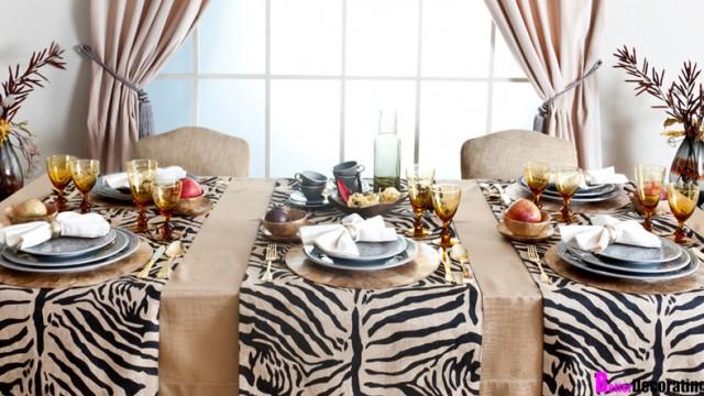 40 Creative Dining Table Decoration Ideas  (27)